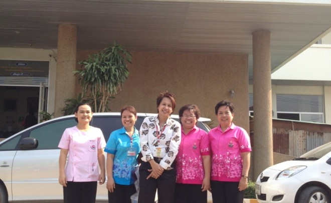 (Thailand) การประชุมเรื่องการดูแลผู้ป่วยเด็กโรคธาลัสซีเมีย ฮีโมฟีเลียและไข้เลือดออก
